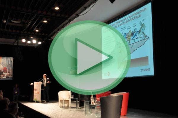 Toutes les vidéos de la journée de l'Energie: L'avenir de l'hydroélectricité